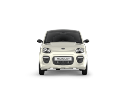 MICROCAR DUE PLUS PACK DESIGN FACE AVANT